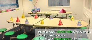 Birthday Parties at the Sports Plus Arena 15
