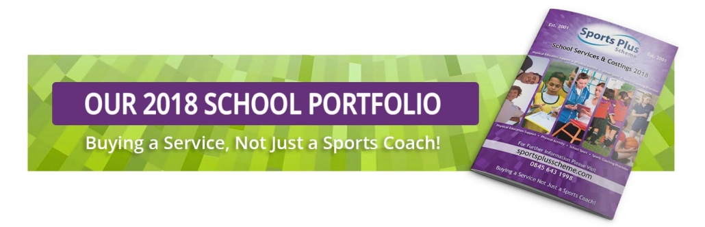 Sports in Schools Portfolio of PE Provision Services