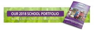 Sports in Schools Portfolio of PE Provision Services
