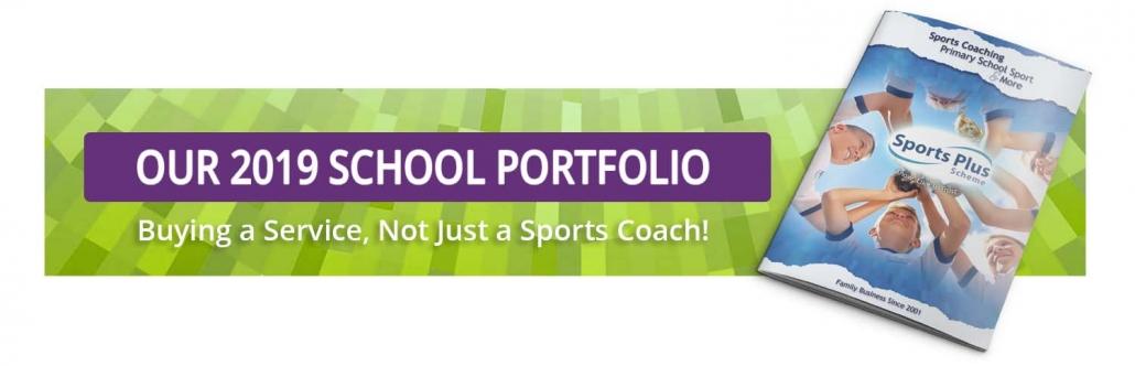 Sports Plus Scheme 2019 Portfolio Brochure