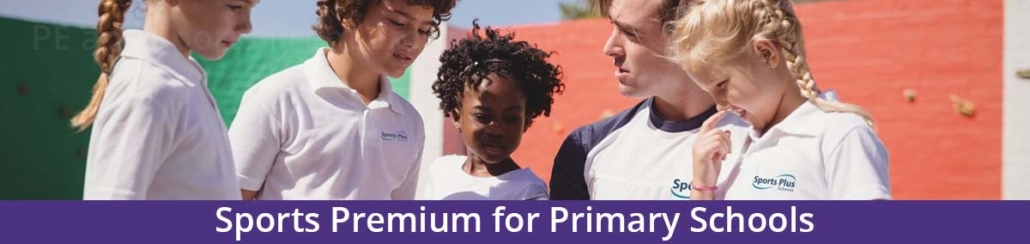 sports premium for New Basford primary schools